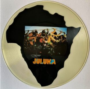 "Juluka - Scatterlings Of Africa (12"") (Picture Disc) (G+/NM)"